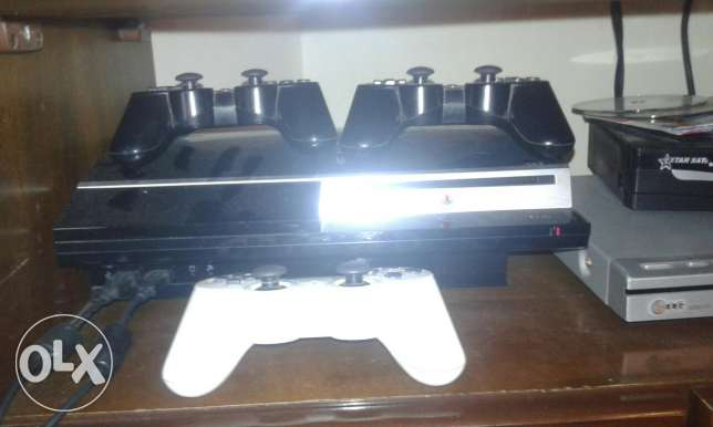Playstation3 with fifa 15 wkem cd
