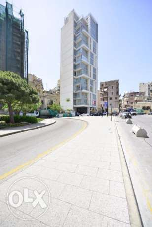 New apartment for rent in zoukak el Blat facing Solidere راس  بيروت -  1