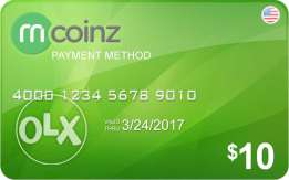Mcoinz Voucher are available here