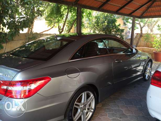 mercedes E350 coupe 2010 بنت جبيل -  7