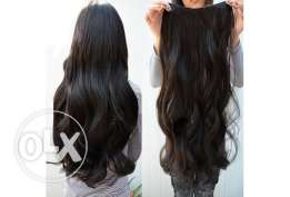 100% Human Hair extensions with best prices