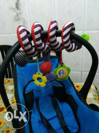 2 baby hanger toys for carseat and bed برج البراجنة -  3