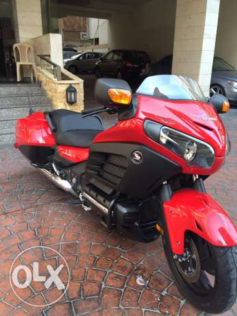 honda goldwing F 6 b فردان -  2