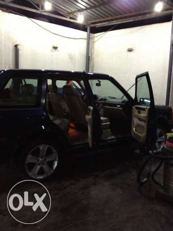 Range Rover Autobiography Special Edition 1998 بعبدا -  4