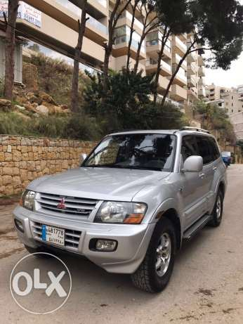 Mitsubishi Montero 2001 Full Options 7 Seats