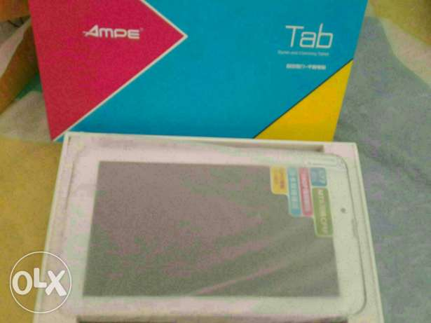 Tablets for sale with sim car only for 40$ جديدة -  1