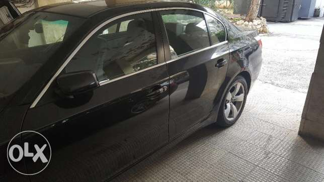 BMW 528i Model 2008 Full Options