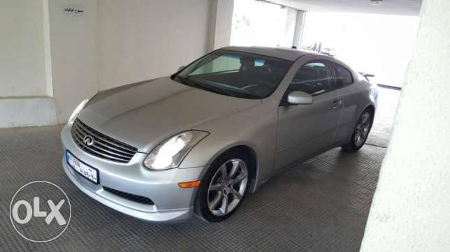 G35 Premium Package ! SUPER CLEAN (boyet cherke ba3da)