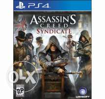 Assasin's Creed Syndicate PS4 Game Brand New (Makhtoume)