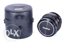 Konica Hexanon AR 28mm F3,5 made in Japan