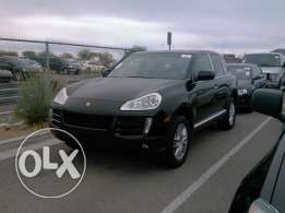 2008 Porsche Cayenne V8 Sport from California- Excellent condition