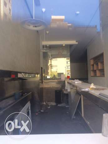 Store For Rent In A Prime Location In Achrafieh محل للايجار الاشرفية