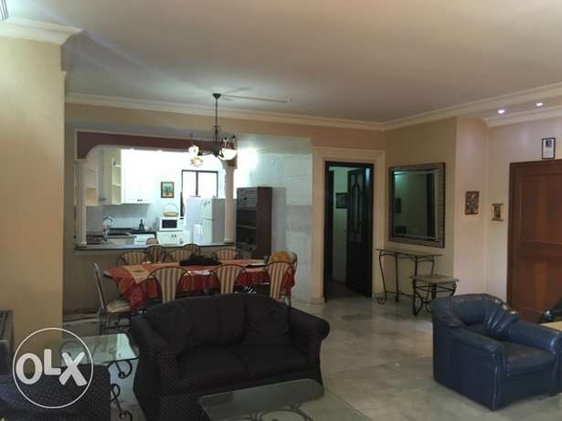 furnished duplex for rent in broumana المتن -  3