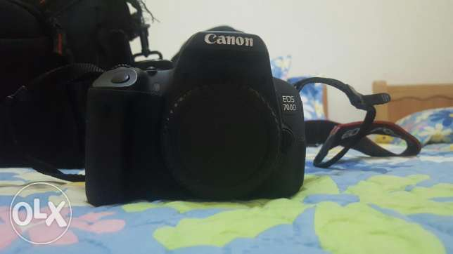 Canon 700d  Very clean camera