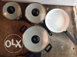 Cookers - Pans - Mill