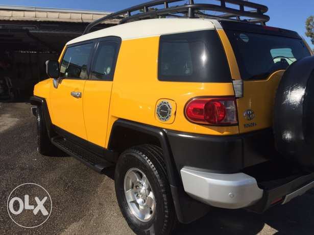 For sale Toyota FJ Cruiser 2008 المرفأ -  8
