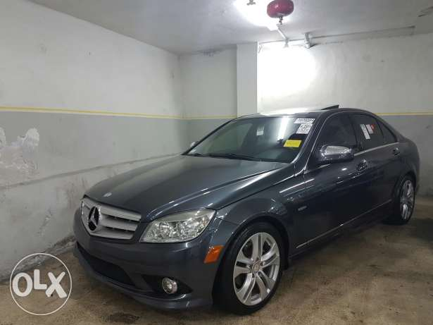 C300 look AMG clean car fax خلدة -  1