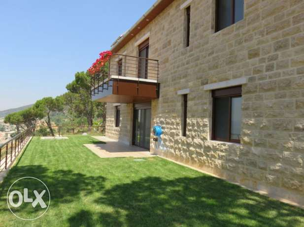 Mega mega beautiful old stone house villa in he mountain المتن -  6
