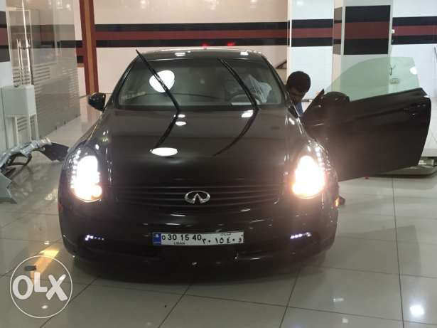 Infiniti G35 for only 8000$
