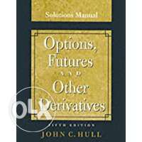 Options, Futures and Other Derivatives, Solutions Manual by John C. Hu