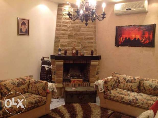 Apartment at Roumieh Tilal ain Saade