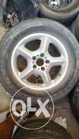 X5 original rim and tires