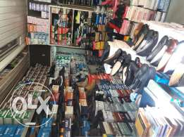 shop 4 rent (with stock of shoes)