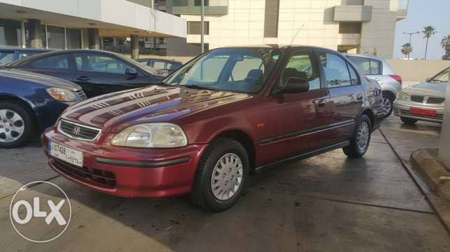 Honda Civic 97 full option/Company source