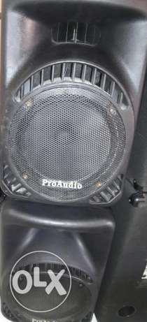 pro audio speakers for sale