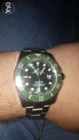 Rolex SUBMARINER AAA copy one green l se3er byetzabat
