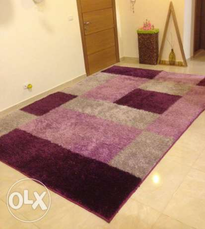 Carpet for sale 340x240 cm used for two months جبيل -  3