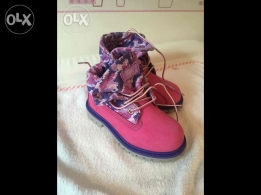 Timberland Kids Boots - Pink
