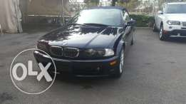 Bmw 2001 convertible very clean