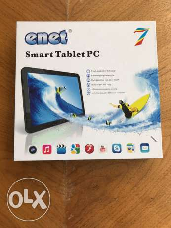 Brand new tablet NEVER USED