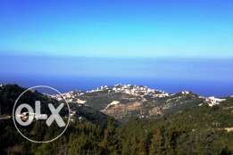 """"""" Very Attractive Offer """" 800 sqm Land in """" Kfour"""" ( above Adma) Kese"""
