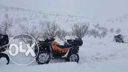 AtV 800cc super 5ari2 b 6000$
