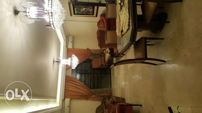 House is built with best quality of electricity,kitchen is made by kitwood company,the house is in perfect condition. منصورية -  5