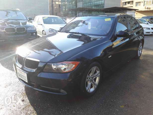 BMW 328I 2008 Black Clean Carfax