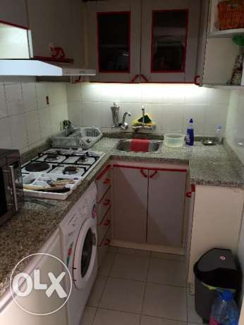 Cute chalet to rent in Solemar resort, Kaslik Jounieh كسروان -  4