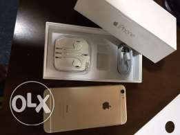 I phone 6 plus 64 gold