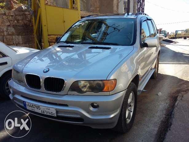 BMW X5 very clean عاليه -  3