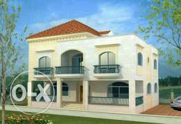 Villa with see view in جيه