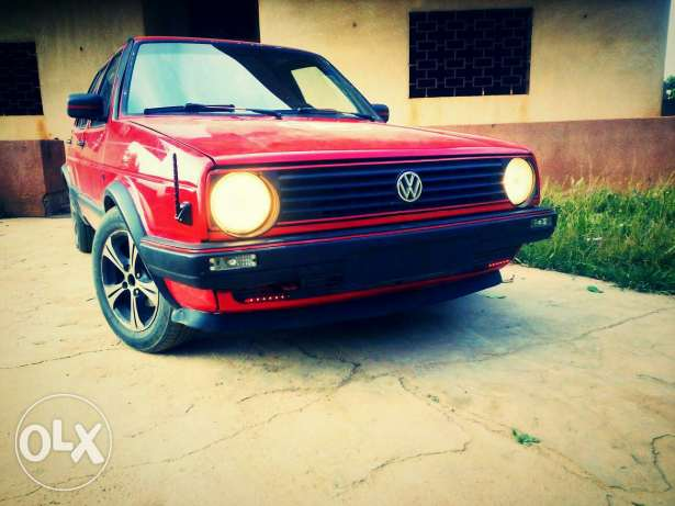 golf 2 gl for sale or trade