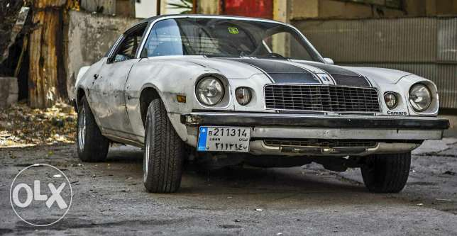 Camaro second generation 1975 برج حمود -  1