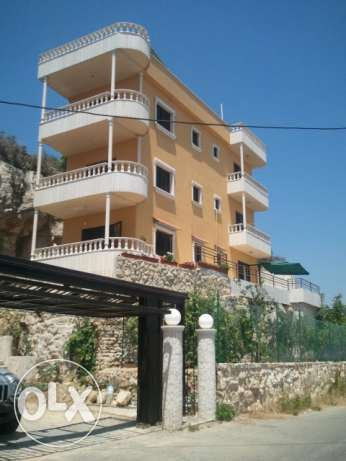 St Charbel - Apartments 200 m. From hermitage - panoramic view