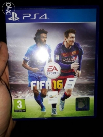 Fifa 16 used for 1 week only
