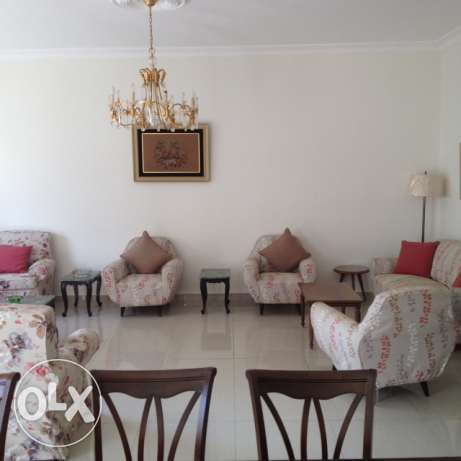 AMH188,Apartment for Rent in achrafieh,180sqm,5th Floor.