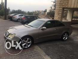 Mercedes-Benz CLK 320 Full Option 2005, Great Condition