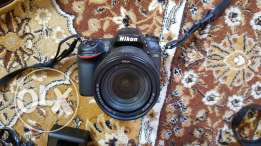 Nikon D7200 excelent condition as new
