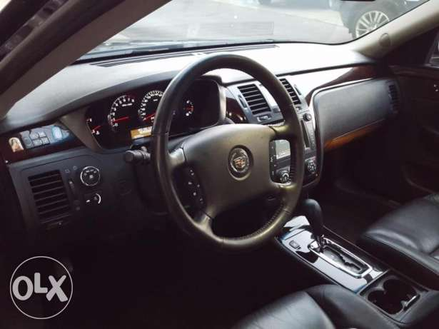 2011 Cadillac DTS Black/Black Leather Company Source 1 Owner As New أشرفية -  5